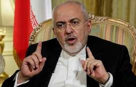 Iran Foreign Minister Mohammad Javad Zarif | AP- Khabar IndiaTV