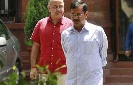 <p>arvind kejriwal and manish...- Khabar IndiaTV