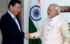 pm modi and xi jinping- Khabar IndiaTV