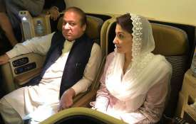 Nawaz Sharif and his daughter Maryam...- Khabar IndiaTV