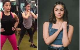 one minute bikni body challenge- Khabar IndiaTV