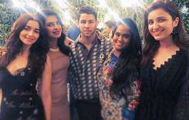 Nick Jonas , Priyanka Chopra Engagement Party- Khabar IndiaTV