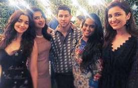 Nick Jonas , Priyanka Chopra Engagement Party- Khabar IndiaTV