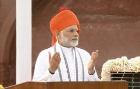 Independence day 2018 LIVE: लाल किला पहुंचे पीएम मोदी, कर रहे हैं देश को संबोधित- Khabar IndiaTV