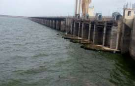 <p>Godavari and Krishna in spate...- Khabar IndiaTV