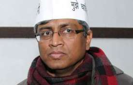 AAP Leader Ashutosh resigns From Aam Aadmi...- Khabar IndiaTV