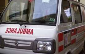 <p>ambulance</p>- Khabar IndiaTV