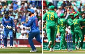 India vs Pakistan- India TV