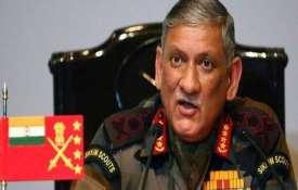 Indian Army chief Bipin Rawat- India TV