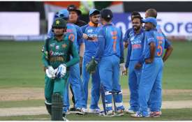 India to face Pakistan on Sunday- India TV