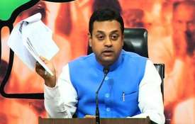 Sambit Patra- India TV