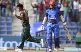 बांग्लादेश बनाम अफगानिस्तान - India TV