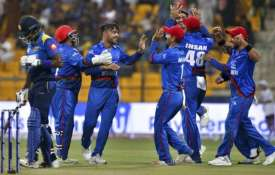 Afghanistan Team- India TV