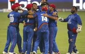 भारत-अफगानिस्तान के बीच खेला गया सांस रोक देने वाला मैच हुआ टाई, आखिरी ओवर में राशिद ने पलट दी बाजी- India TV
