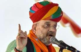 BJP president Amit Shah calls Mahagathbandhan an eyewash and illusion | PTI- India TV
