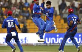 Afghanistan Cricket Team- India TV