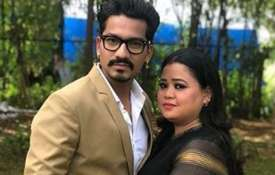 Bharti Singh and Haarsh Limbachiyaa- India TV