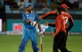 लाइव क्रिकेट स्कोर, भारत और हॉन्गकॉन्ग के बीच एशिया कप का चौथा मुकाबला दुबई में खेला गया।- India TV