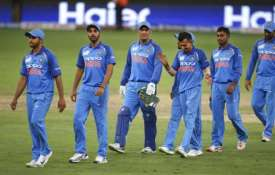 Indian Cricket Team- India TV