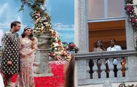 <p>Isha ambani and anand...- India TV