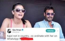Ajay-Kajol- India TV