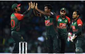 Bangladesh Cricket Team- India TV