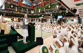 Narendra Modi Prime Minister of India Indore Dawoodi Bohra community mosque live updates- India TV