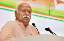 Mohan bhagwat- India TV