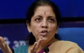 India not lowering guard on border with China, says Sitharaman | PTI File- India TV
