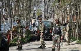 जम्मू कश्मीर: आतंकवादियों की तलाश में पुलवामा के 8 गांवों में बड़ा सर्च ऑपरेशन- India TV
