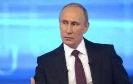 Russian President Putin- India TV