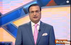 <p>Rajat Sharma | India...- India TV