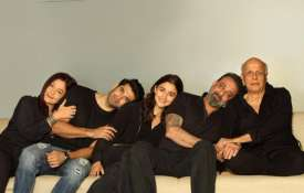 Alia Bhatt announces Sadak 2 on Mahesh Bhatt's 70th birthday. - India TV