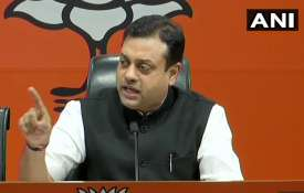BJP spokesperson Sambit...- India TV