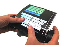 Research scientists make a touch tablet that rolls and scrolls | hml.queensu.ca- IndiaTV Paisa