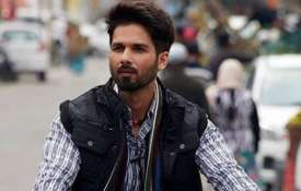 Shahid Kapoor- India TV