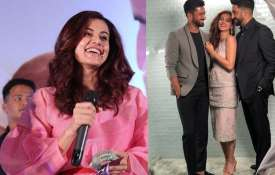 <p>Taapsee...- India TV