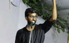 JNUSU president hits out at Sitharaman over her...- India TV