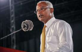 Ibrahim Mohamed Solih- India TV