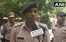 SP rahul sharma- India TV