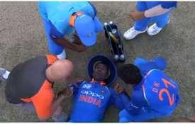 Hardik Pandya Injured- India TV