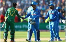 भारत Vs पाकिस्तान- India TV