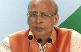 Abhishek Manu Singhvi- India TV