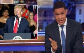 Trevor Noah likens Donald Trump to cancer- India TV