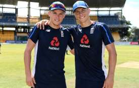 Sam and Tom Curran- India TV