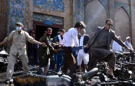 13 killed, 32 injured in bombing at election rally in Afghanistan- India TV