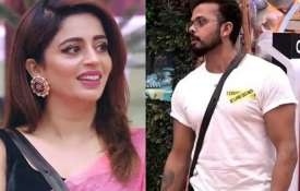 Nehha Pendse, Sreesanth- India TV