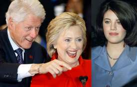 Hillary Clinton says Bill Clinton's affair with Monica Lewinsky not an abuse of power | AP- India TV Paisa