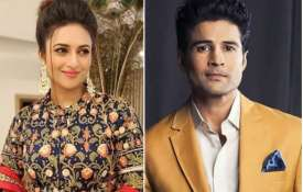 Divyanka Tripathi Dahiya , Rajeev Khandelwal- India TV