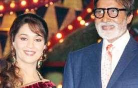 Madhuri Dixit, Amitabh Bachchan- India TV